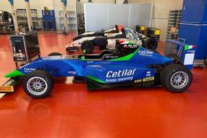 Taylor Barnard, AKM Motorsport-Cetilar Racing