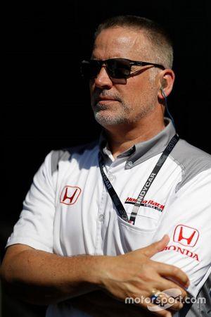 Ted Klaus, Honda Performance Development President