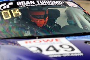 #949 Porsche 718 Cayman GT4 CS: Torsten Kratz