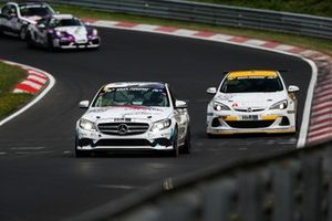 #484 Mercedes-Benz C300: Nick Hancke, Sascha Hancke, Alexander Meixner, Bernhard Weber