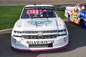 Jennifer Jo Cobb, Jennifer Jo Cobb Racing, Chevrolet Silverado Fastener Supply Company