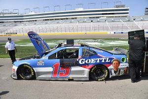 #15: Brennan Poole, Premium Motorsports, Chevrolet Camaro Goettl