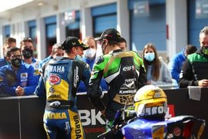 Andrea Locatelli, BARDAHL Evan Bros. WorldSSP Team, Philipp Oettl, Kawasaki Puccetti Racing