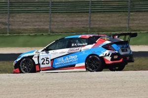 Alessandro Giardelli, MM Motorsport, Cupra TCR
