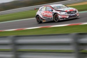 Adam Morgan, Carlube Triple R Racing avec Cataclean & Mac Tools Mercedes-Benz A-Class