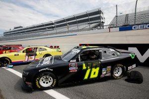 Vinnie Miller, B.J. McLeod Motorsports, Chevrolet Camaro Glassskinz