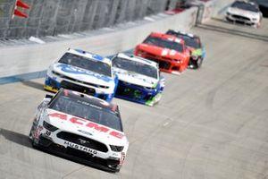 John H. Nemechek, Front Row Motorsports, Ford Mustang ACME, Ryan Preece, JTG Daugherty Racing, Chevrolet Camaro Scott Brand