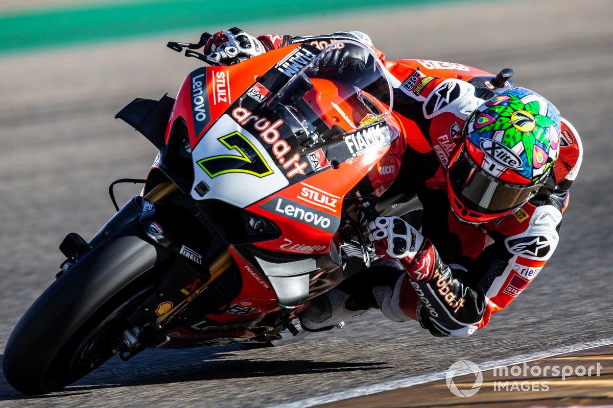 Chaz Davies, ARUBA.IT Racing Ducati
