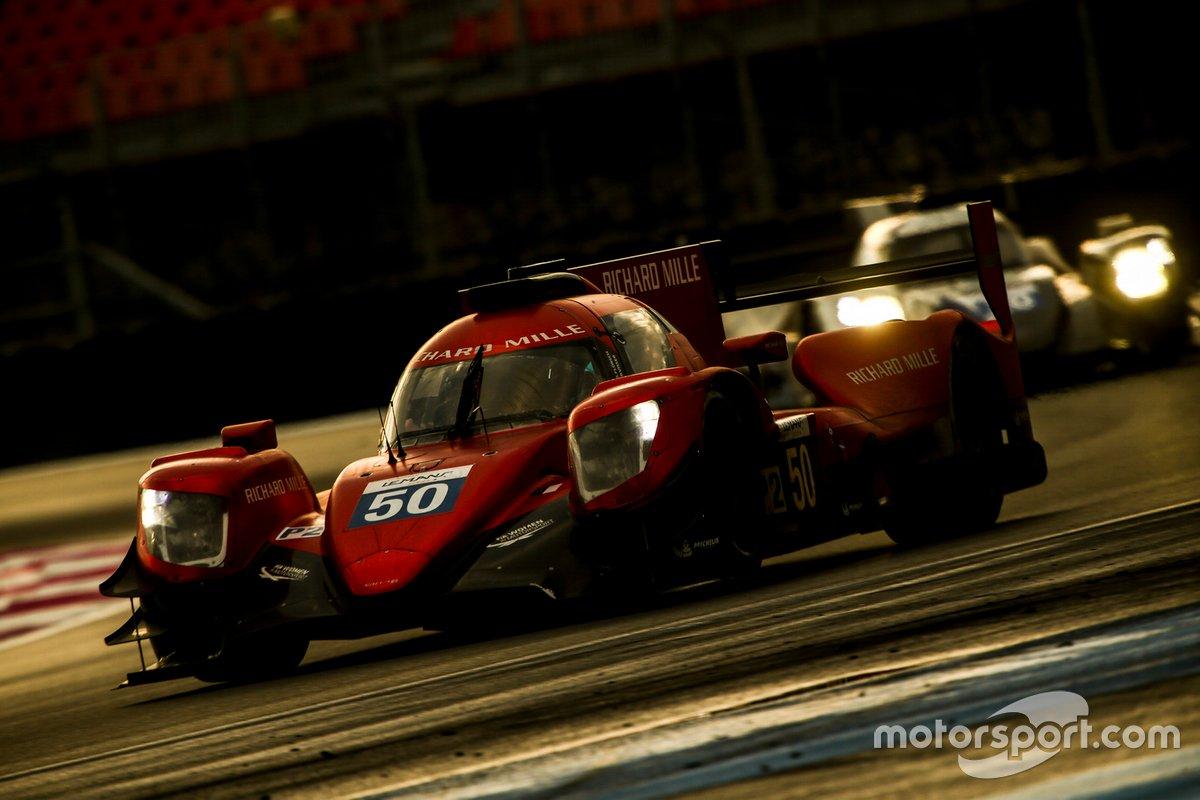 #50 Richard Mille Racing Team Oreca 07 - Gibson: Sophia Floersch, Beitske Visser