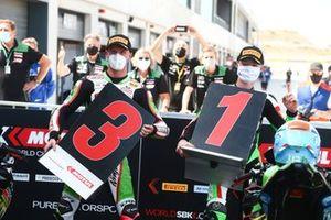Scott Deroue, MTM Kawasaki Motoport, Jeffery Buis, MTM Kawasaki Motopor