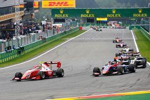 Frederik Vesti, Prema Racing and Oliver Caldwell, Trident