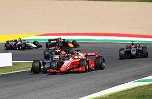 Mick Schumacher, Prema Racing, Luca Ghiotto, Hitech Grand Prix, Nikita Mazepin, Hitech Grand Prix