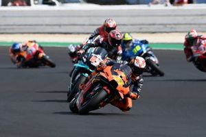 Pol Espargaro, Red Bull KTM Factory Racing, Fabio Quartararo, Petronas Yamaha SRT