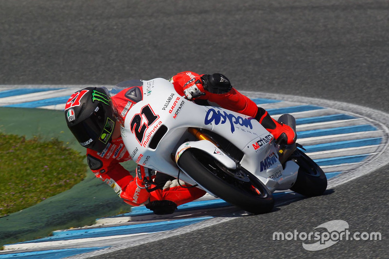 #12 Francesco Bagnaia (Mahindra) - Moto3/2016