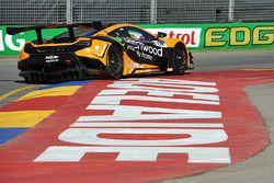 #61 McLaren 650S GT3: Nathan Antunes, Elliot Barbour