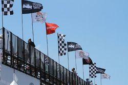 IndyCar en Firestone vlaggen