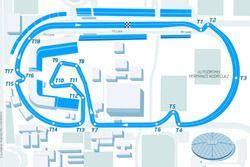 Autódromo Hermanos Rodríguez, Formula E