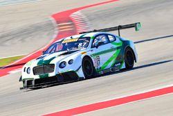 #87 Bentley Team Absolute Bentley Continental GT3: Andrew Palmer
