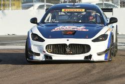 #93 Maserati GranTurismo: Ron Ballard