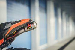 KTM RC16 detalle