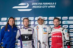 Simona de Silvestro, Amlin Andretti Formula E, Sam Bird, DS Virgin Racing Formula E Team, Salvador D