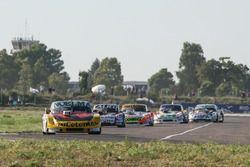 Prospero Bonelli, Bonelli Competicion Ford, Emanuel Moriatis, Alifraco Sport Ford, Lionel Ugalde, Ug