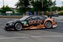 Паскаль Верляйн, Mercedes C63 DTM