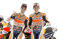 Marc Marquez, Repsol Honda Team et Dani Pedrosa, Repsol Honda Team