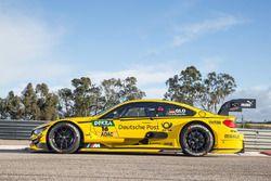 Новая ливрея машины Тимо Глока, BMW Team MTEK BMW M4 DTM