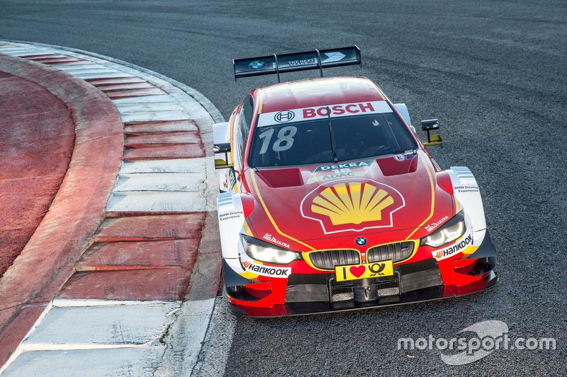 Аугусту Фарфус, Shell BMW M4 DTM
