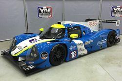Yvan Muller Racing onthult de livery voor Ligier JS P3