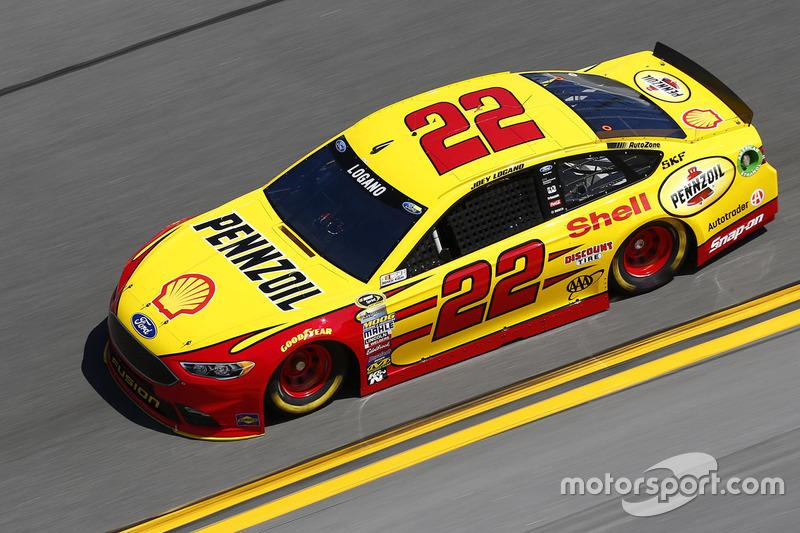 #22 Joey Logano (Penske-Ford)