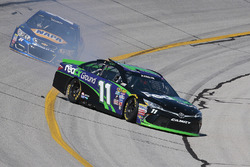 Denny Hamlin, Joe Gibbs Racing Toyota in trouble