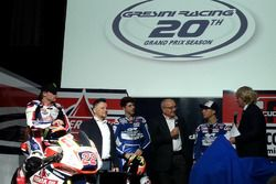 Presentación Gresini Racing Moto2