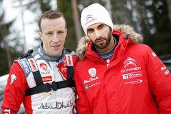 Kris Meeke, Khalid Al-Qassimi, Citroën World Rally Team