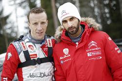 Kris Meeke, Khalid Al-Qassimi, Abu Dhabi Total World Rally Team