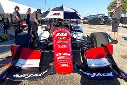 Spencer Pigot, Rahal Letterman Lanigan Racing Honda