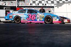 El auto de Brandon Lynn