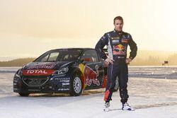 Объявление Себастьена Лёба в команду Peugeot