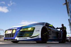 #82 International Motorsport Audi R8 LMS Ultra: Andrew Bagnall, Rick Armstrong, Matt Halliday