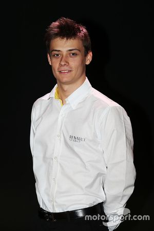 Louis Deletraz, Renault Sport Academy Driver