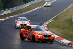 #244 Hofor Racing Powered by Bonk Motorsport BMW M235i Racing: Schrey Michael, Florian Nauman, Michael Fischer, Marc Ehret