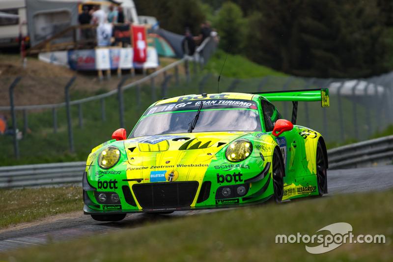 2018: Lietz/Makowiecki/Pilet/Tandy - Porsche 911 GT3 R