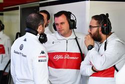 Miembros del equipo Sauber