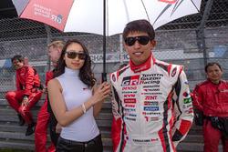 #56 Toyota Gazoo Racing Lexus LC: Yuichi Nakayama,