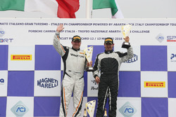 Magnoni-Gardelli, sul podio