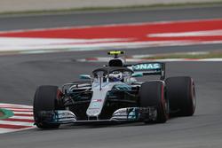 Valtteri Bottas, Mercedes-AMG F1 W09