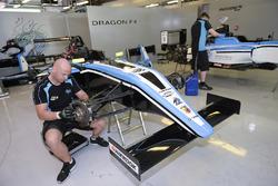 Amaury Cordeel, Dragon Motopark F4