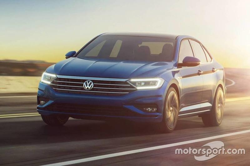 Volkswagen Jetta 2018 року