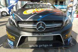 Mercedes A 45 TCR, LEMA Racing